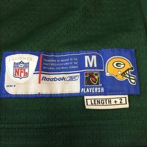 Reebok Shirts - Reebok Green Bay Packers AJ Hawk Jersey